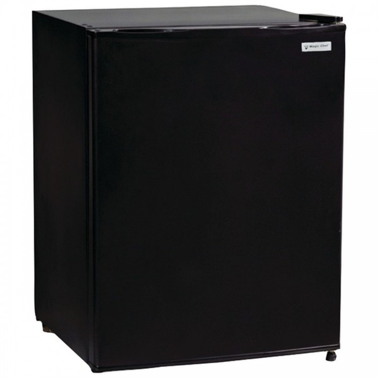 MAGIC CHEF MCAR240B 2.4 Cubic-ft All Refrigerator