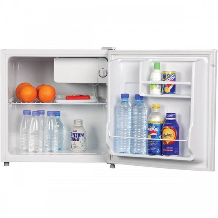 MAGIC CHEF MCBR170WMD 1.7 Cubic-ft Refrigerator (White)