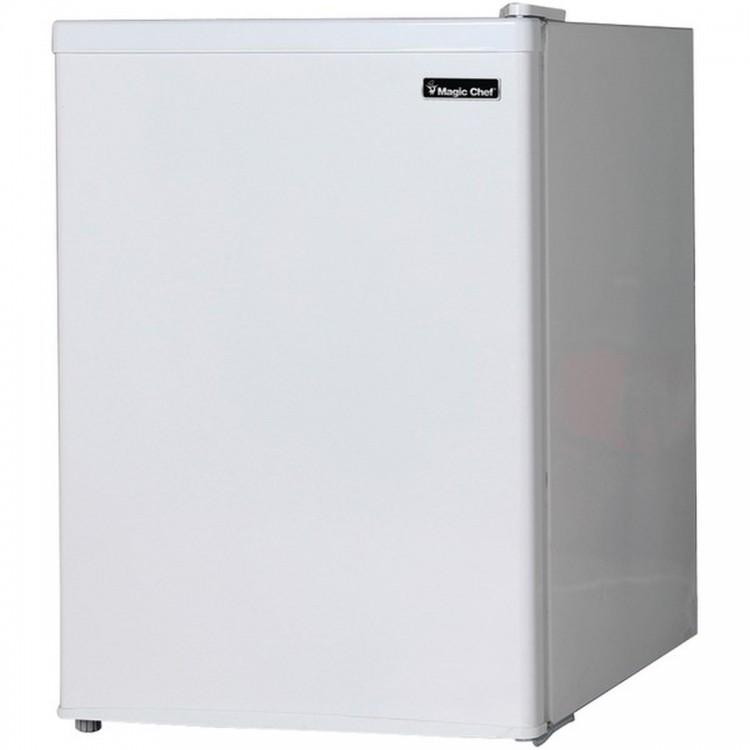 MAGIC CHEF MCBR240W1 2.4 Cubic-ft. Refrigerator