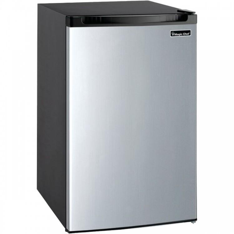 MAGIC CHEF MCBR440S2 4.4 Cubic-ft. Refrigerator