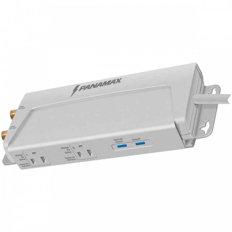 PANAMAX MFP300 2-Outlet Max(R) Flat Panel 300 Power Management System