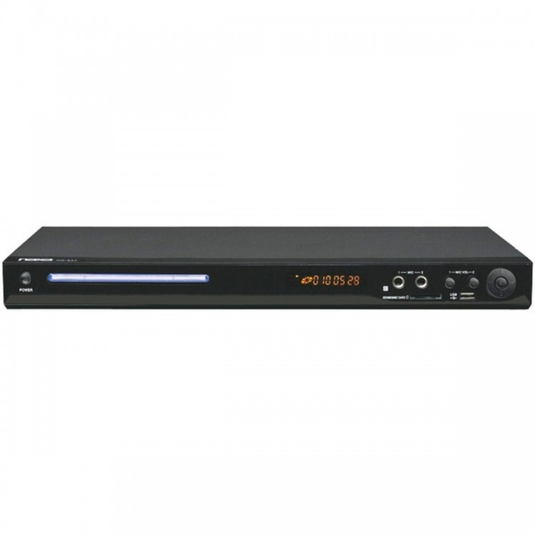 NAXA ND837 5.1-Channel Progressive Scan DVD Player