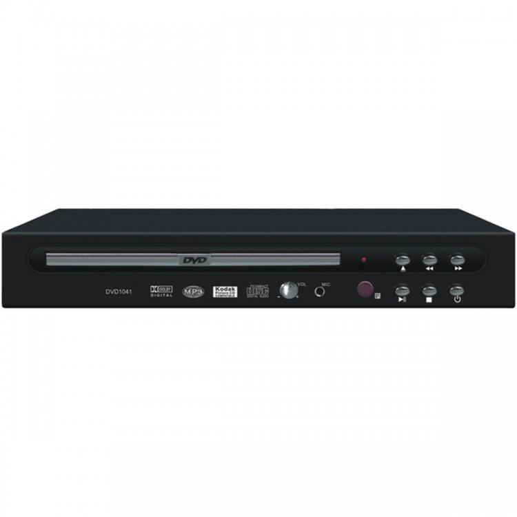 SYLVANIA SDVD1041C Compact DVD Player