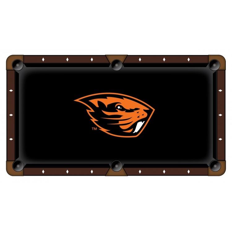 Oregon State Beavers 8' Pool Table Cloth