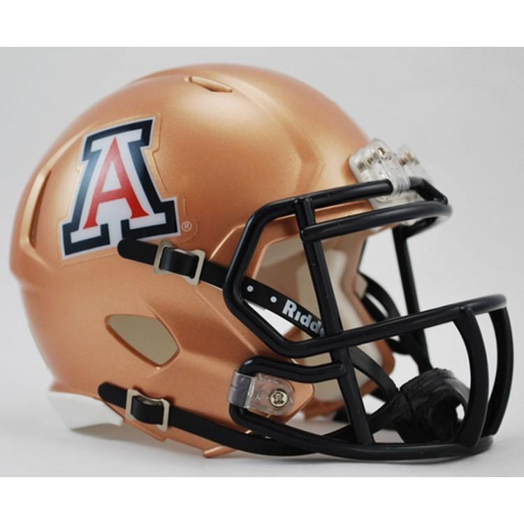 Arizona Wildcats Riddell Speed Mini Football Helmet