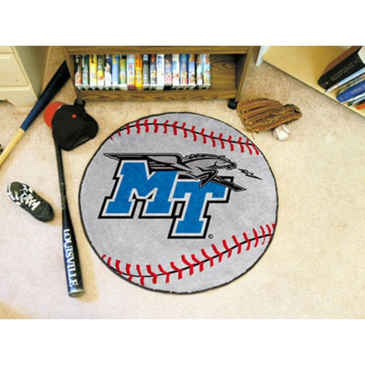 Middle Tennessee State University Baseball Mat