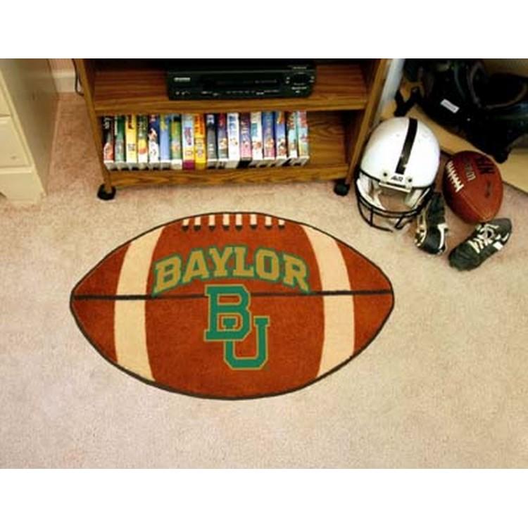 Baylor University Football Mat