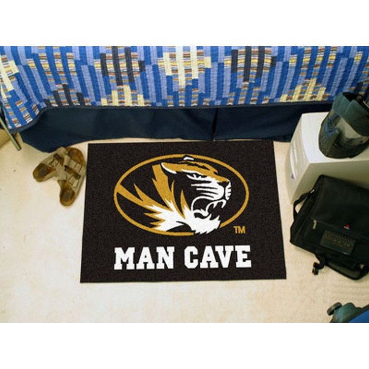 University of Missouri Man Cave Starter Rug