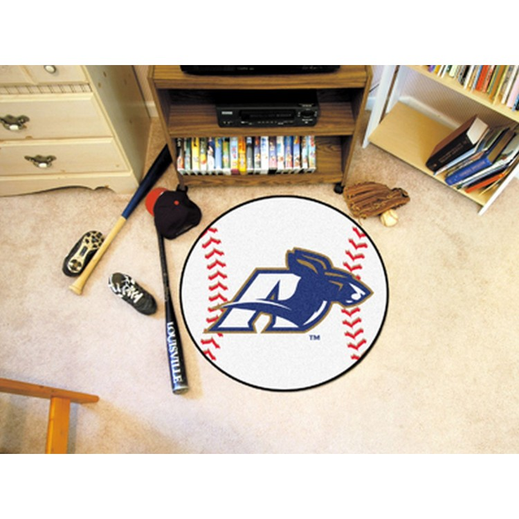 Akron Zips Baseball Mat