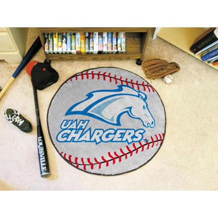 University of Alabama at Huntsville Baseball Mat