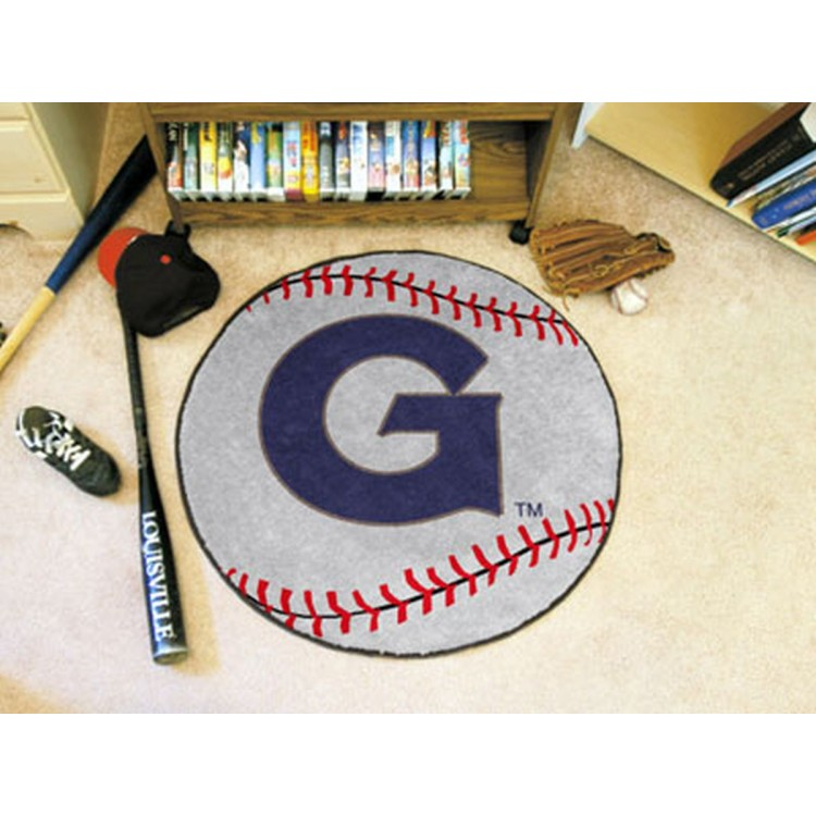 Georgetown University Baseball Mat