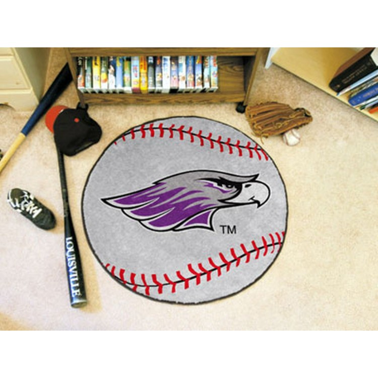 University Of Wisconsin-Whitewater Baseball Mat