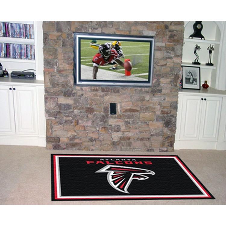 Atlanta Falcons 4x6 Rug