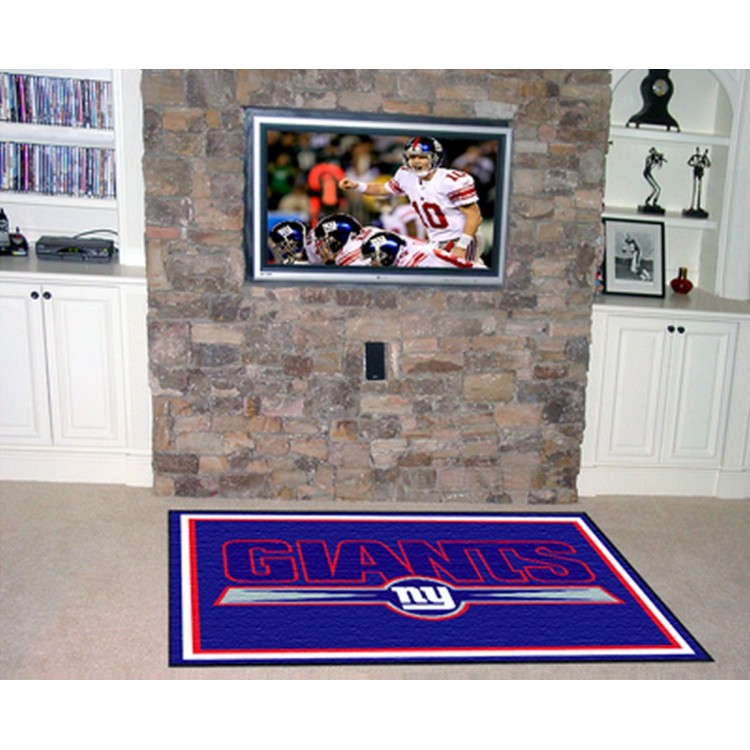 NFL - New York Giants 4x6 Rug
