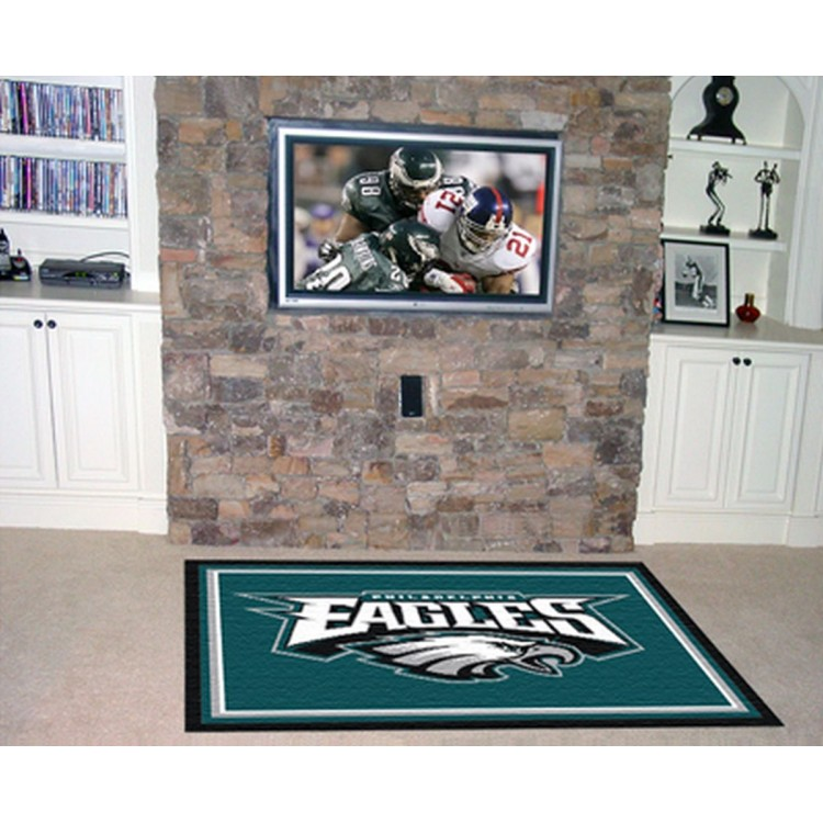 Philadelphia Eagles 4x6 Rug
