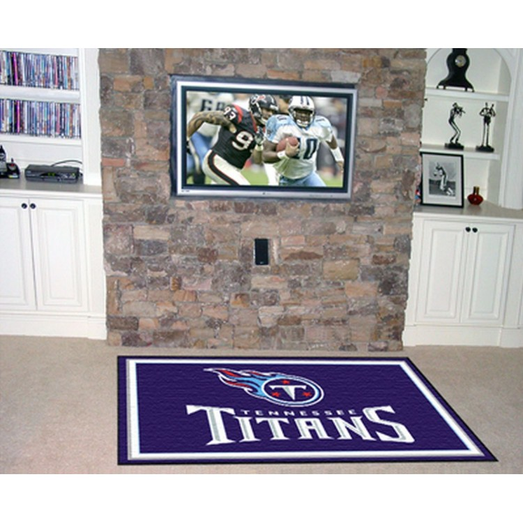 Tennessee Titans 5x8 Rug