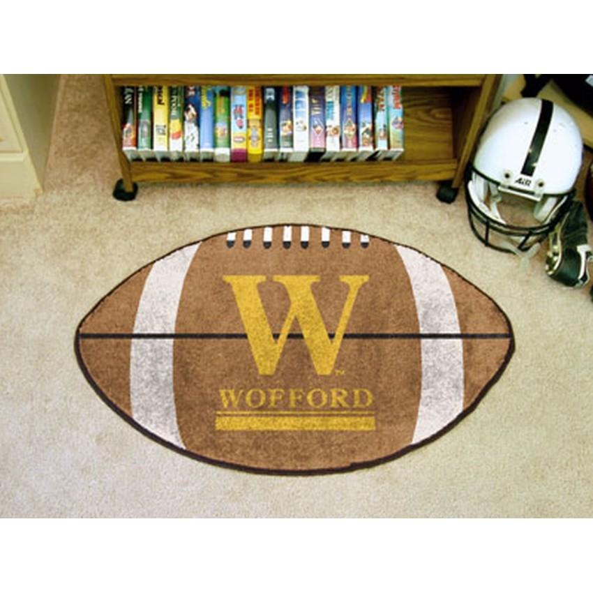 Wofford College Football Mat