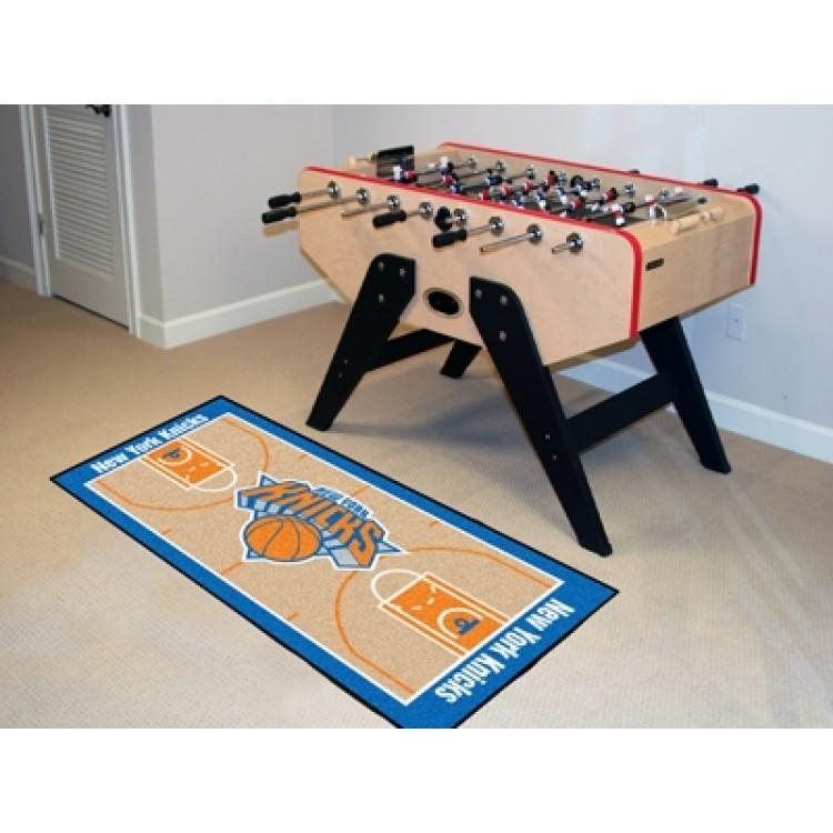 New York Knicks Basketball Court Runner
