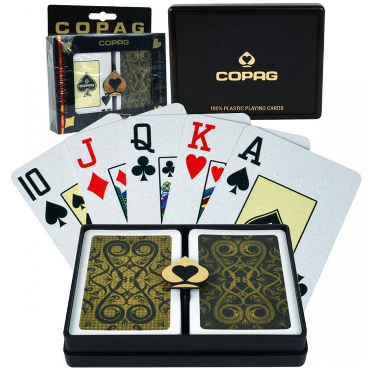 CopagT Bridge Size JUMBO Index - ILUMINURA Black*Gold Setup