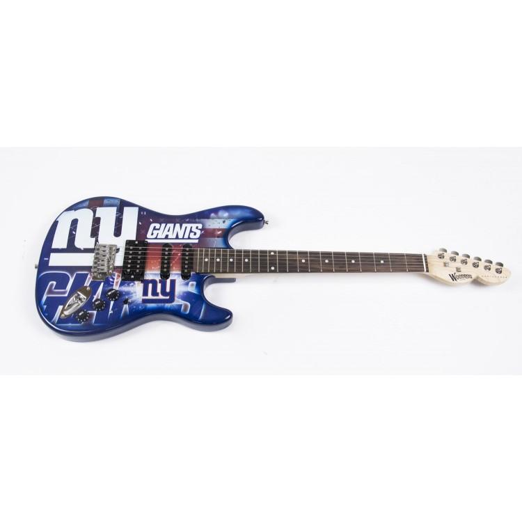 New York Giants Northender Guitar