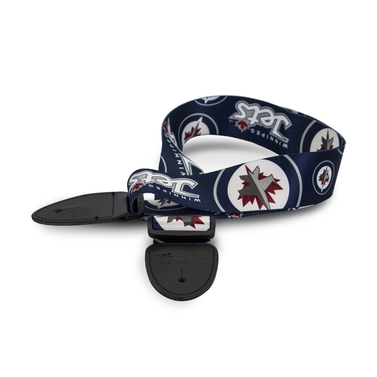 Winnipeg Jets Guitar Strap